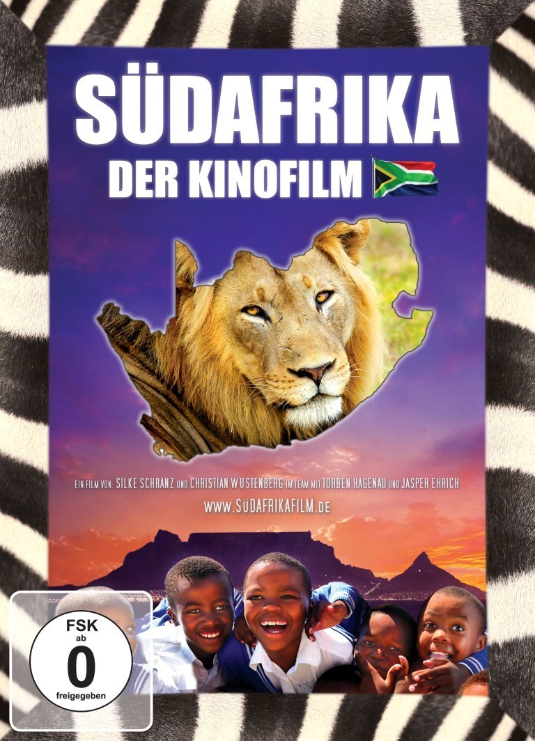 South Africa - The Motion Picture: DVD - German language