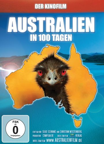 Australia in 100 days - German language