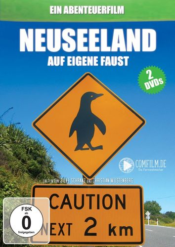 New Zealand DVD - German version