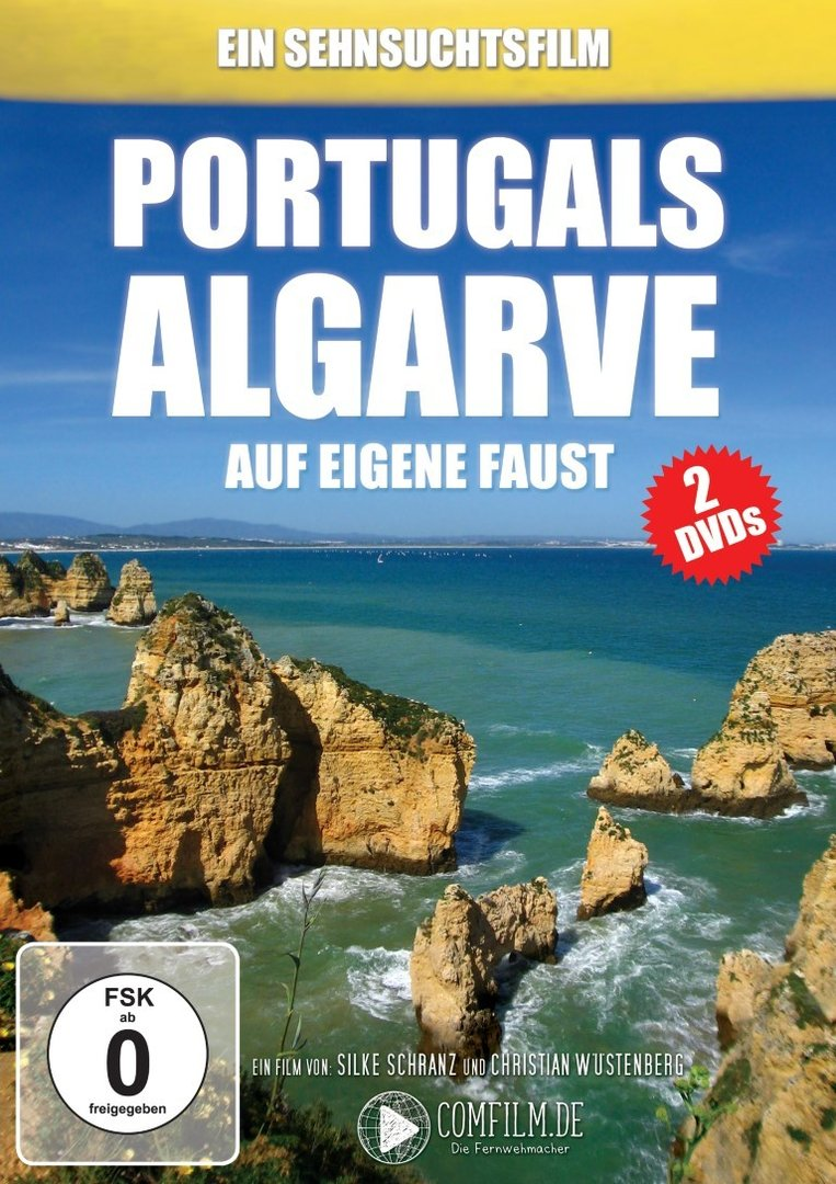 Portugals Algarve - German version