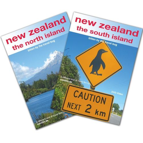 New Zealand - bitten by the travel bug - English version