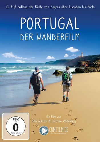Portugal - Der Wanderfilm: DVD - German language