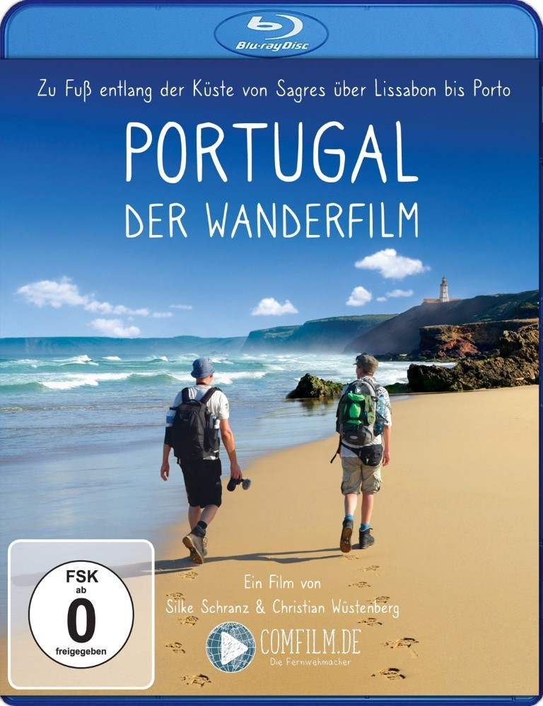 Portugal - Der Wanderfilm- German language