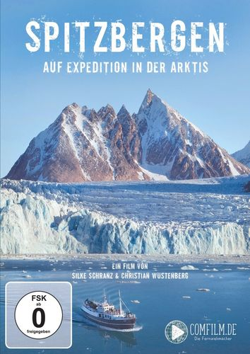 Spitzbergen - Auf Expedition in der Arktis: DVD - German language