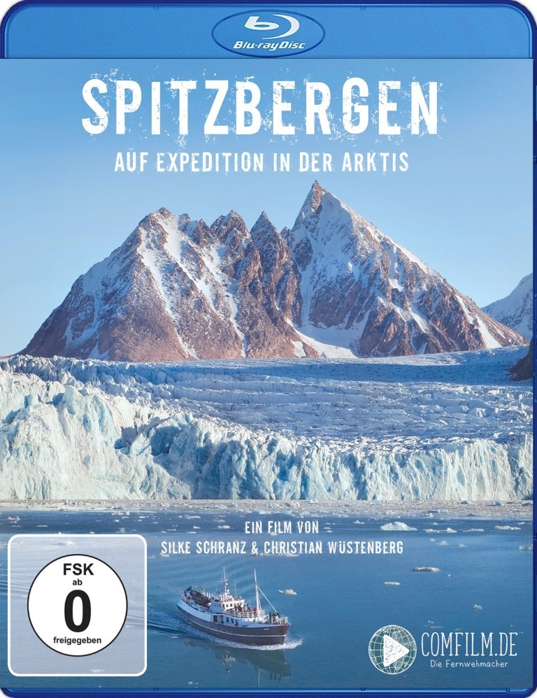 Spitzbergen - Auf Expedition in der Arktis - Bluray - German language