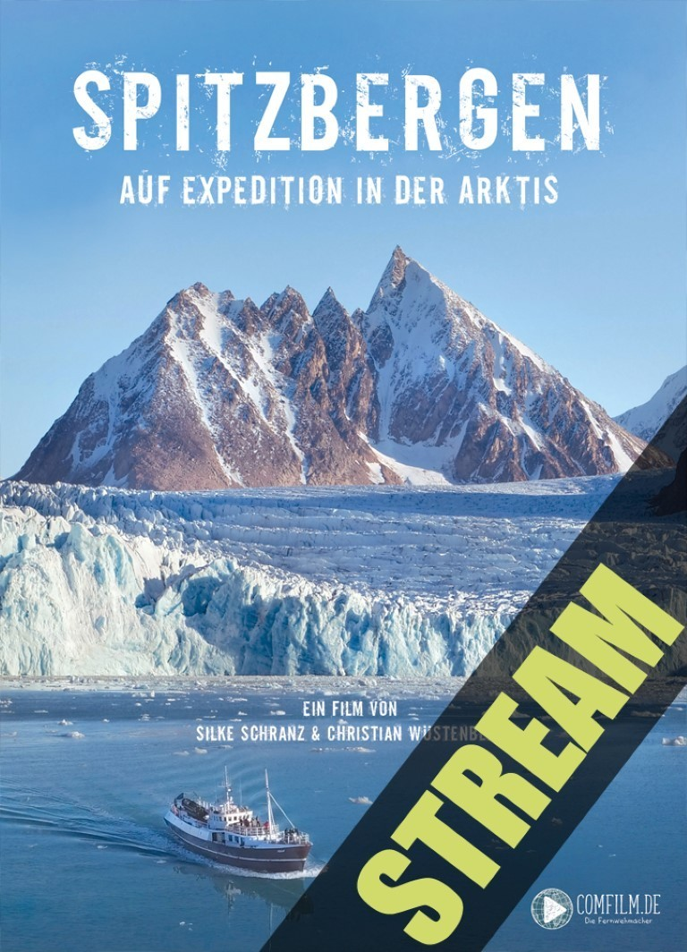 Spitzbergen - auf Expedition in der Arktis: Stream 2