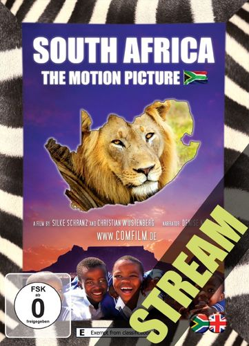 South Africa - The Motion Picture: Stream